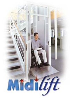 Midi invalid lift